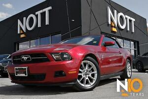 2010 Ford Mustang Convertible V6