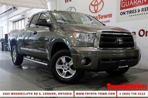 2013 Toyota Tundra SINGLE OWNER 4.6L DOUBLE CAB SR5 UPGRADE PACK