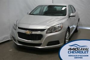 2015 Chevrolet Malibu ** LT, DEMARREUR, CAMERA, 2000 km**