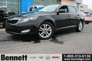 2011 Kia Optima EX - Heated Leather seats