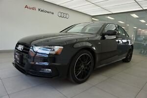 2016 Audi A4 2.0T Technik plus quattro 8sp Tiptronic