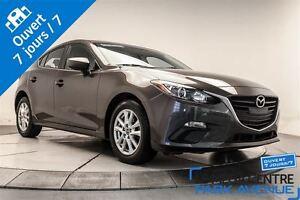 2014 Mazda MAZDA3 SPORT GS-SKY, BANCS CHAUFFANTS, CAMERA DE RECU