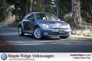 2015 Volkswagen Beetle 1.8TSI Metallic Gray