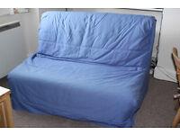 Ikea Lycksele sofa bed cover