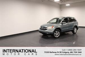 2011 Honda CR-V EX-L NAVI! 4WD! LOADED!