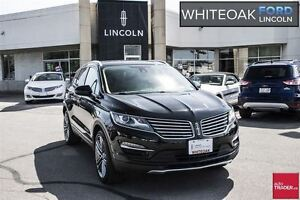 2016 Lincoln MKC 2.3L TECH PACK, ECO BOOST, THX 2 AUDIO UPGRADE