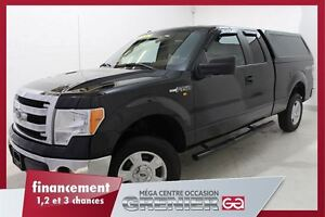 2014 Ford F-150 *4X4+MAGS+ BLUETOOTH+ GROUPE ÉLECTRIQUE*