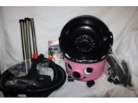 BOXED Hetty 160 Compact 'BY NUMATIC' with Hepi-Filter and dust bag.. WITH ACCESSORIES. As new