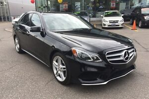 2014 Mercedes-Benz E-Class E350 4MATIC No Accidents One Owner NA