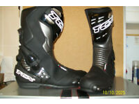 TCX WP MOTORCYCLE BOOTS WATERPROOF NEW