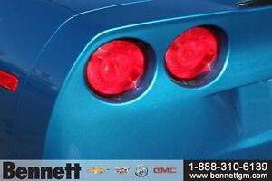2010 Chevrolet Corvette 6.2V8 430 hp with Pwr Roof + Heated Leat Kitchener / Waterloo Kitchener Area image 7
