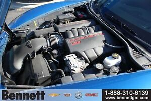2010 Chevrolet Corvette 6.2V8 430 hp with Pwr Roof + Heated Leat Kitchener / Waterloo Kitchener Area image 4