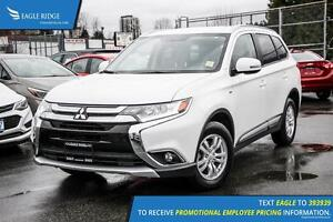 2016 Mitsubishi Outlander SE Heated Seats and Air Conditioning