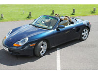 Porsche Boxster 2.5 (Price Reduced for 1 week only - Get ready for summer!)