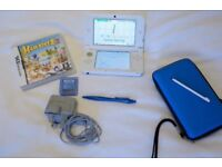 Nintendo 3DS XL with Case, 4GB Memory Card and 2 Games Bundle