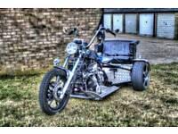 Trike 850cc