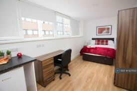 Studio flat in The Midway, Newcastle Under Lyme, ST5 (#1127550)
