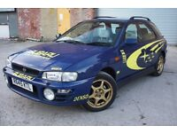 SUBARU IMPREZA 2.0 GL SPORT AWD AUTO, PETROL, 5 DOORS HATCHBACK, GREAT DRIVE, PART EXCHANGE TO CLEAR