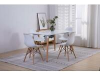 Dining Table Set - FREE UK DELIVERY