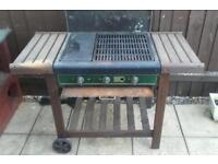 Gas BBQ, barbeque