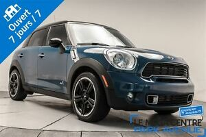 2011 MINI Cooper S Countryman S Countryman AWD