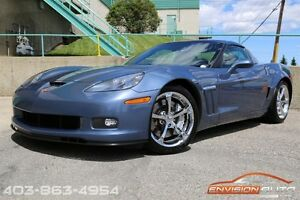 2011 Chevrolet Corvette Grand Sport - 4LT - HERITAGE - MAGNETIC