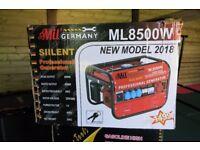 Powerful Silent Power Generator ML8500W
