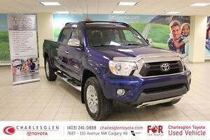 2014 Toyota Tacoma Double Cab Limited Package