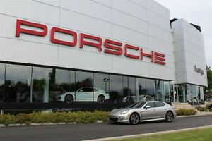 2013 Porsche Panamera 4 Pre-owned vehicle 2013 Porsche Panamera