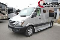 2015 Pleasure-Way Accent Classe B Mercedes turbo diesel Sprinter