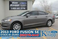 2013 Ford Fusion SE, 2.5L 4CYL, FWD, SYNC, Cloth Windsor Region Ontario Preview