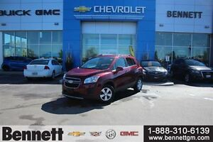 2015 Chevrolet Trax 1LT - AWD, Bluetooth