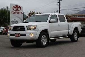 2010 Toyota Tacoma TRD SPORT 4.0L V6 4x4 Tow Package