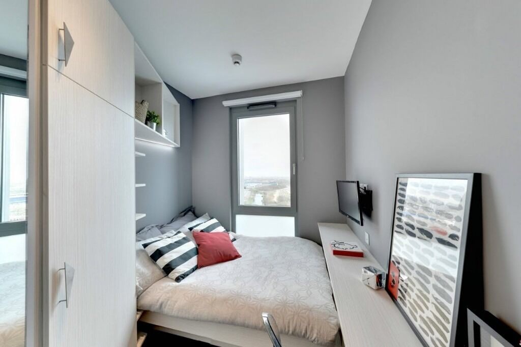 Stunning Studios in Co living building with bills ALL included & free gym & more
