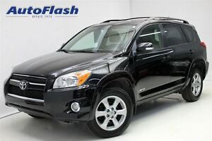 2009 Toyota RAV4 Limited AWD *Cuir/Leather*Toit-Ouvrant/Sunroof*