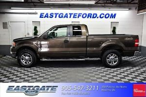 2008 Ford F-150 XLT Trade-in Certified and E-tested