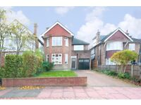 The Bishops Avenue is this elegant four double bedroom/two bathroom detached house with garage,