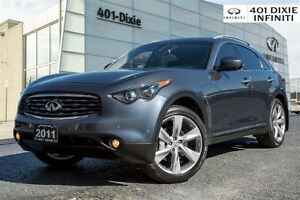 2011 Infiniti FX50 SOLD! SPORT! V8! Navigation! 21 Alloy Rims!