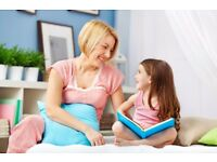 Bubbly and caring Nanny for a Full Time role with a North, London family (Live Out position)