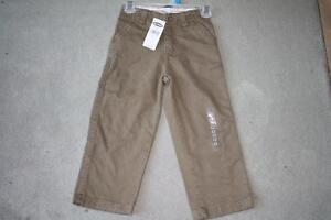 BRAND NEW - OLD NAVY KHAKI PANT - SIZE 3T
