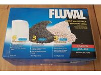 FLUVAL 3 ESSENTIAL MEDIA EXTRA VALUE PACK FOR 304/305 & 404/405 FILTERS