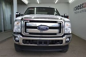 2012 Ford F-250 FX4 | LEATHER | EASY FINANCING Edmonton Edmonton Area image 2