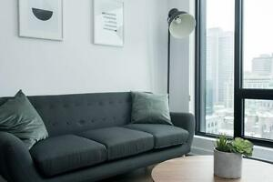 Furnished - Flexible 4 to 8 month lease! STARTING SEPTEMBER #961