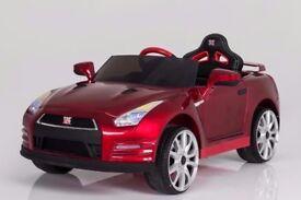 Fully Licensed Nissan Skyline GTR Children's Electric 12v Ride On Car