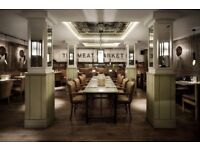 Sous Chef Farringdon Steakhouse, competitive salary and Sundays off