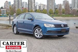 2016 Volkswagen Jetta 1.4 TSI Trendline+ *No Accidents