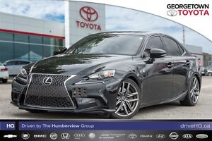 2014 Lexus IS 350 F Sport 2 sets of tires - summers & winters