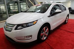 2014 Chevrolet Volt Electric CUIR + CAM RECUL + BLUETOOTH