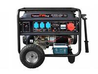 Generator Kraftwele KW9800 LIMITED 3 Phase Petrol 9,8 KW