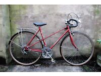 VELO SPORT, 20.5 inch, vintage ladies womens racer racing road bike, 10 speed
